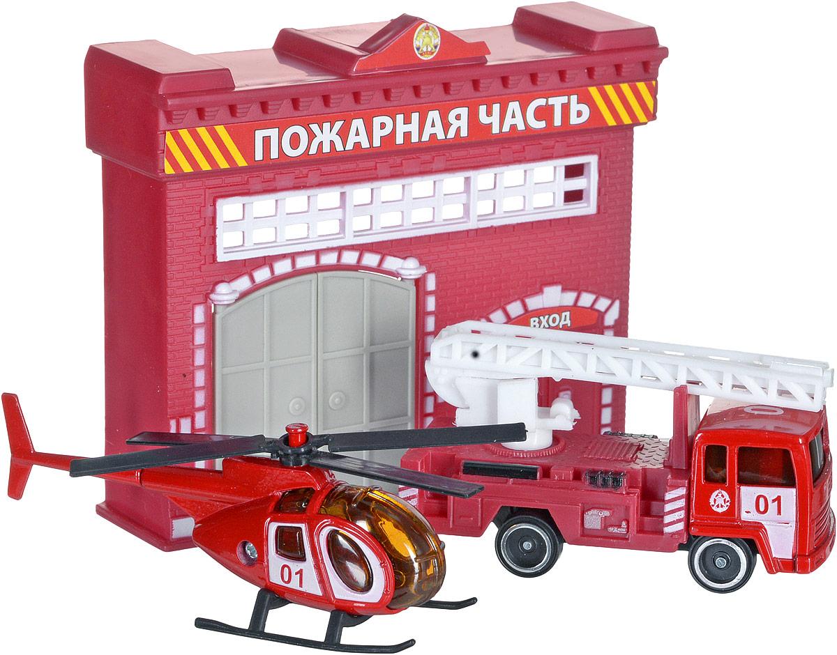 пожарная станция картинки детям судя