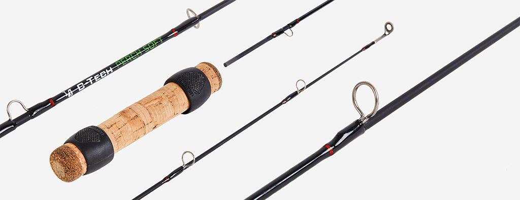 купить легкую удочку для рыбалки недорого